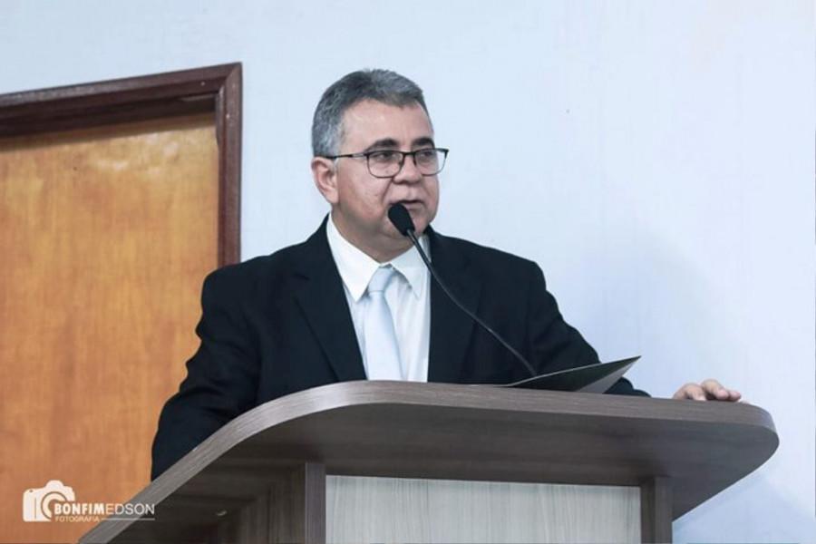 Sessão Especial da Abertura do Ano Legislativo na Câmara dos Vereadores, juntamente com a Leitura da Mensagem Anual  pelo Prefeito , Sr° Fernandes Martins Rodrigues. 19/02/2020.
